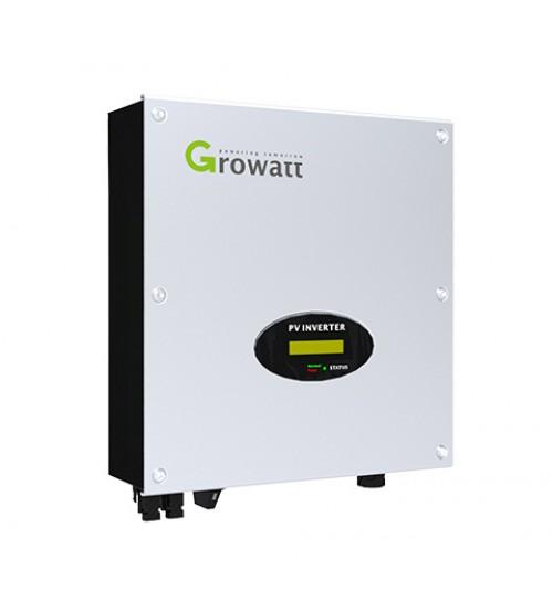 Biến tần hòa lưới năng lượng mặt trời 5kw (Growatt5500MTL-S)