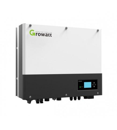 Biến tần năng lượng mặt trời Hybrid on/off 3,6kw (Growatt SPH3600)